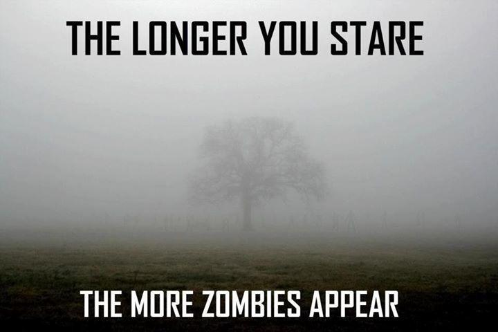 The Zombie Apocalypse just broke out! How you would defend yourself?