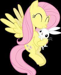 What is the name of Fluttershy's pet?
