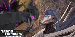 Why is Arcee and Airachnid enemies?
