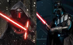Who's better? Kylo Ren or Darth Vader?