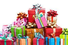 More or less presents on your B-Day