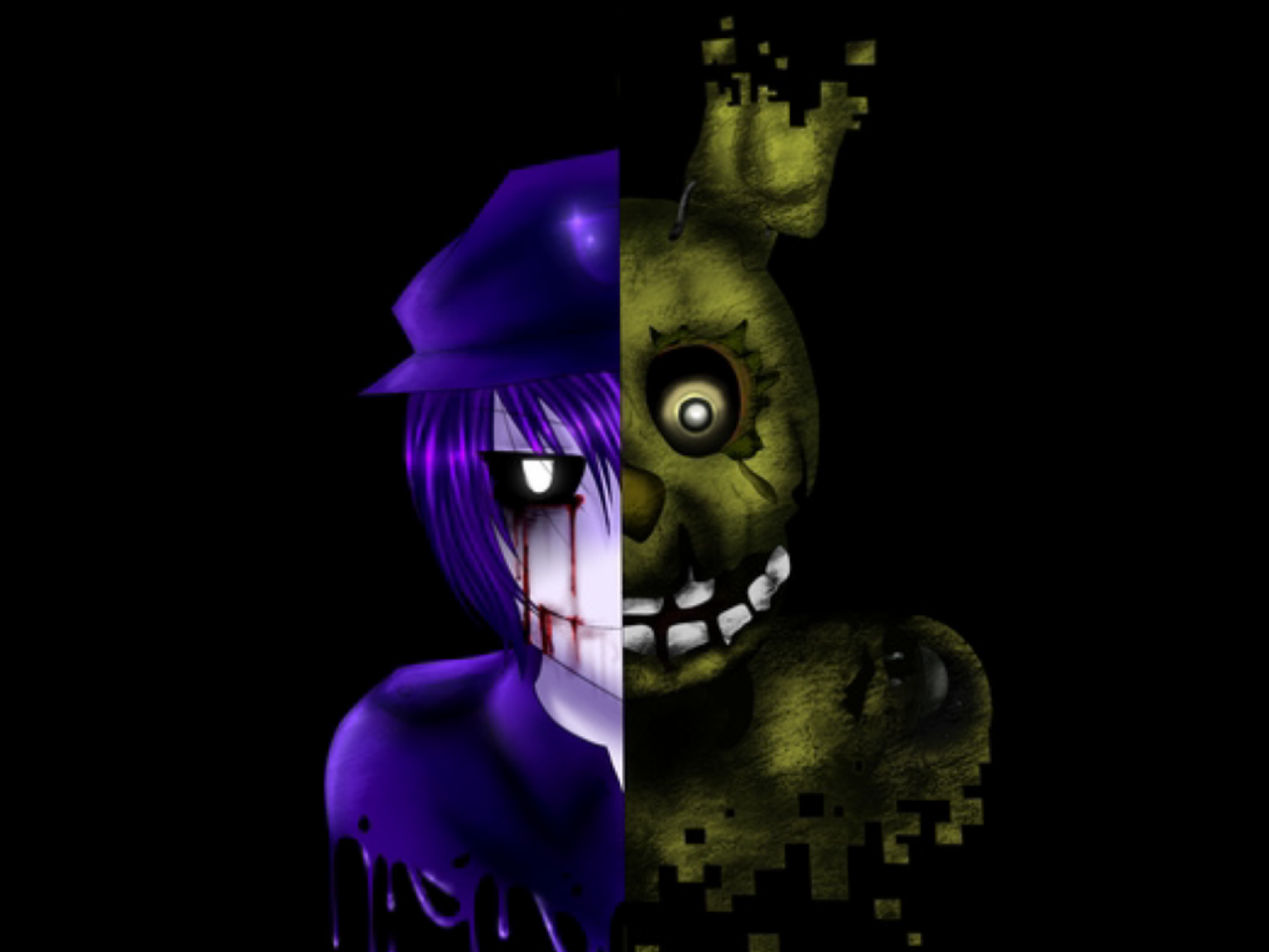 What was springtrap original name?