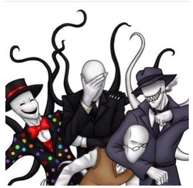 Which Creepypasta (of these) is your favorite?