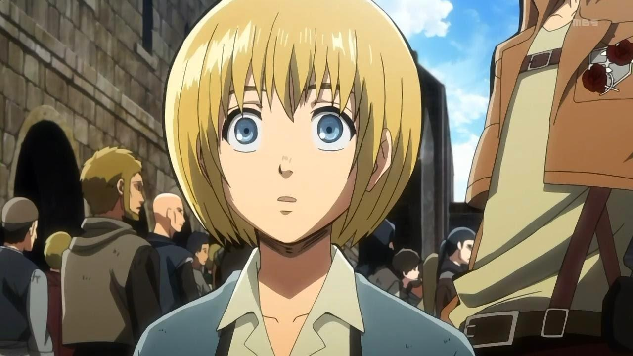 Is Armin a boy or girl? (last question because I have no ideas)