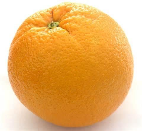 What percentage of oranges produced are used for juice? (Do not include percent sign)