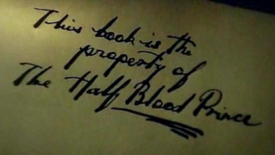 Who is the Half-Blood Prince?