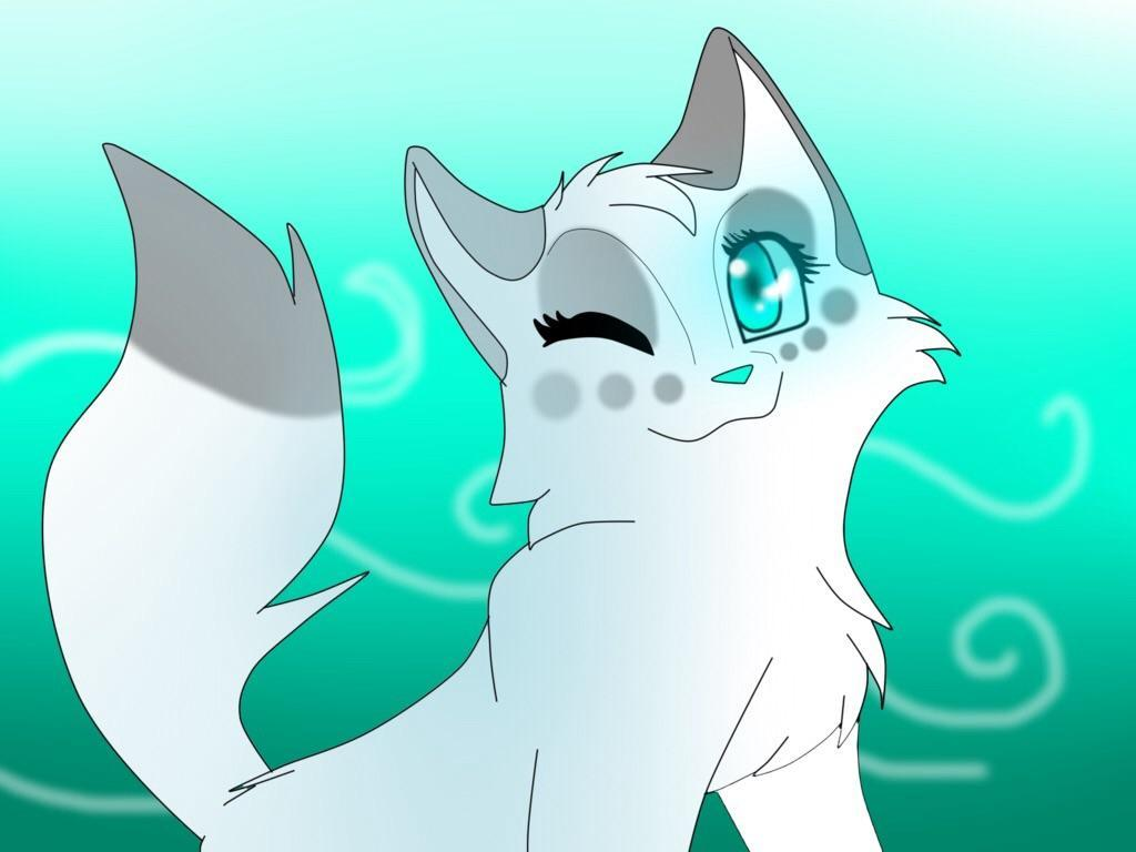 Who is this? (Hint: bluestar's sister)