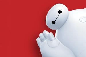 What is the name of this lovable robot from Big Hero 6?