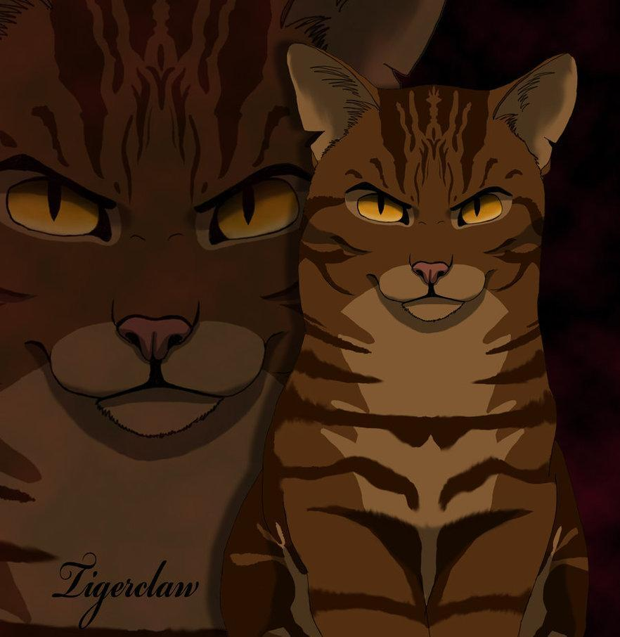 Rising Storm: Did Tigerclaw become leader of ShadowClan in this book?