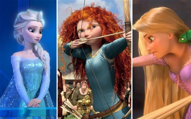 Which of these Disney movies do you like best?