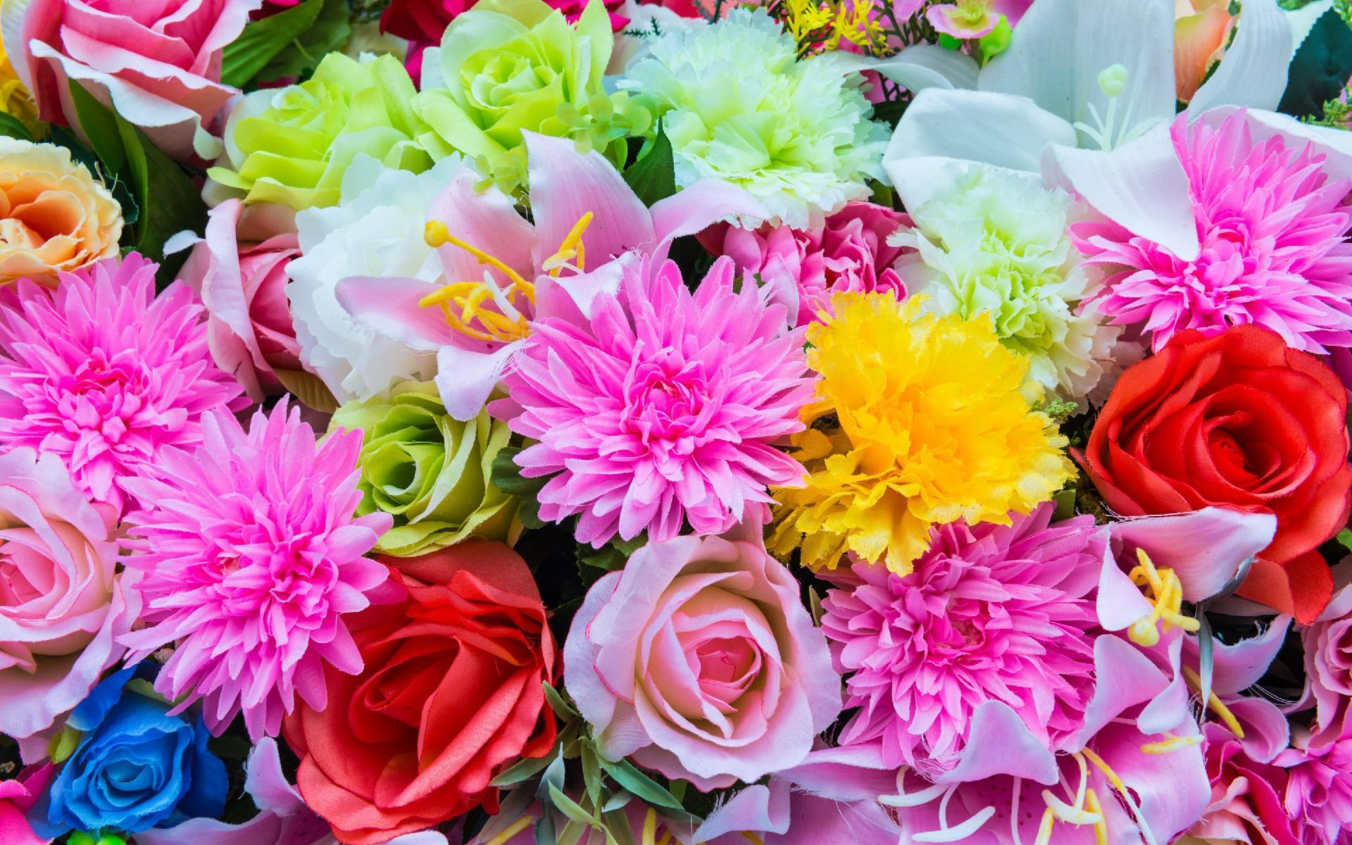 Which of these flowers do you think are prettiest? (google any that you are unfamiliar with)