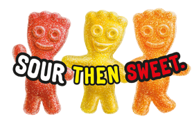 Are you sour or sweet?