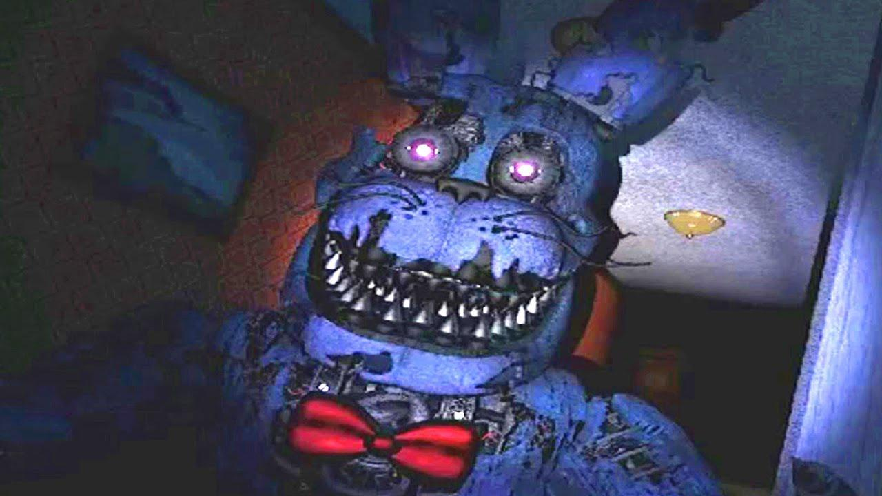 Are there cameras in FNaF 4?