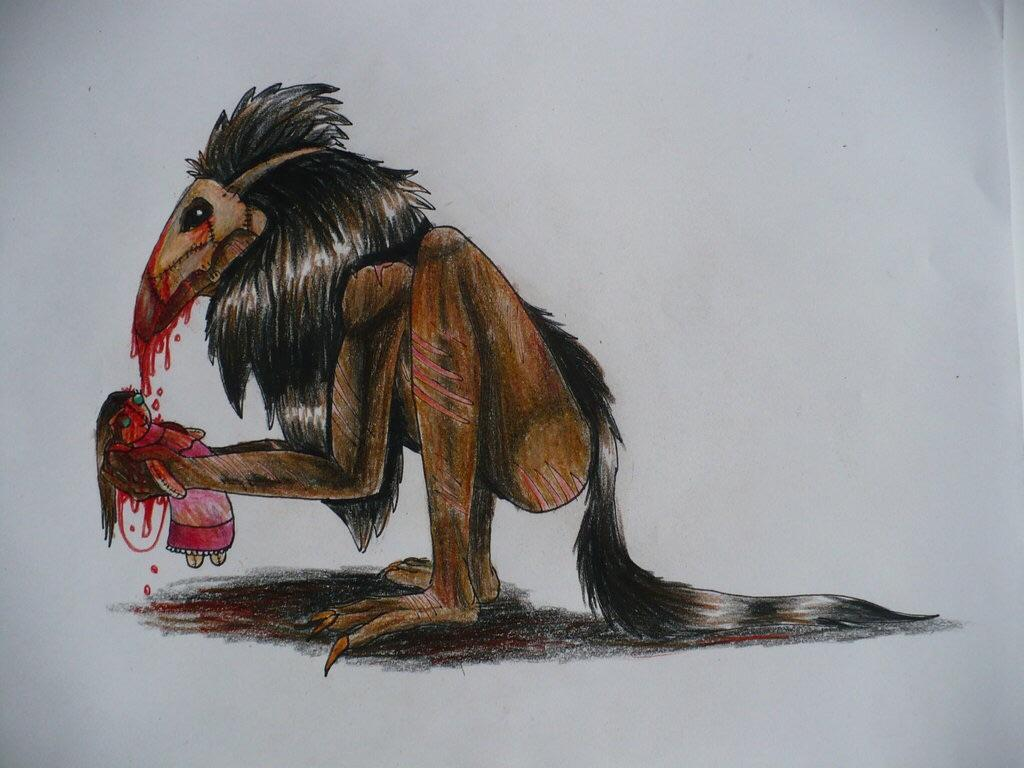 Seedeater eats a child. You...