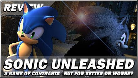Would you play the game Sonic Unleashed?