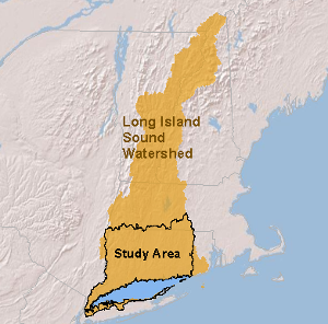 How Long is the Long Island Sound Watershed?