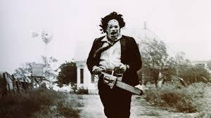 What killer helped inspire the idea for Leatherface after a human skin mask was found in their home?