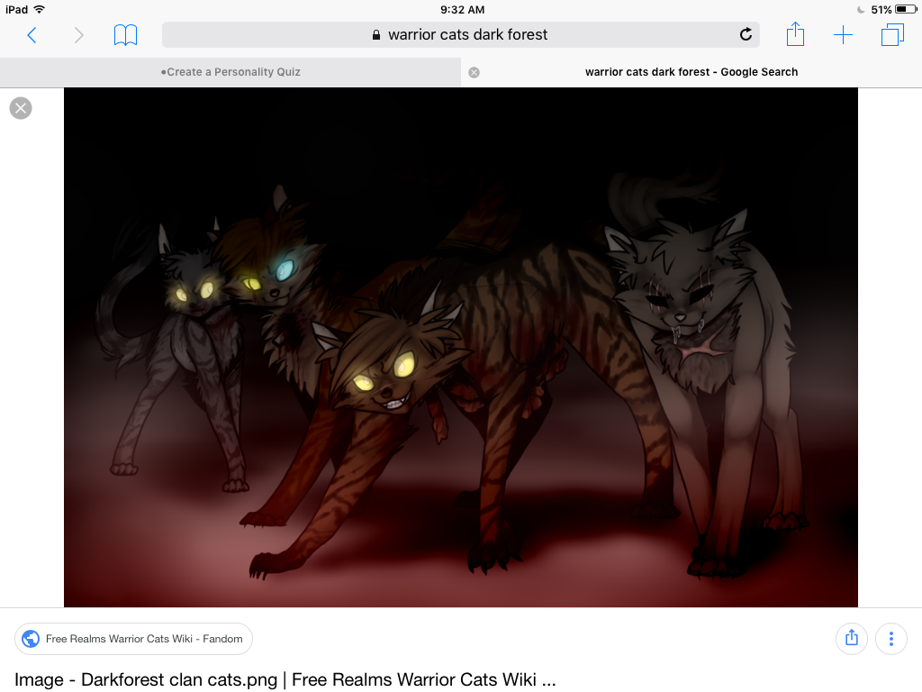 Who have been the Thunderclan deputies?
