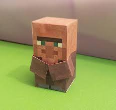 What is the name of dantdm's minecraft villager.. Uh friend who usually appears in his mod showcases