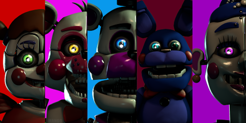 who's your favorite FNAF sister location animatronic ? ?