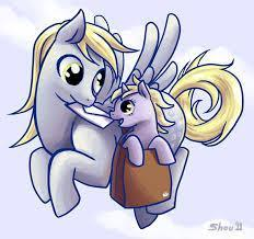 Who Is Derpys Filly?