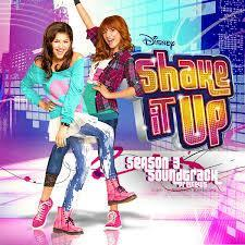Who sings Shake It Up theme song?