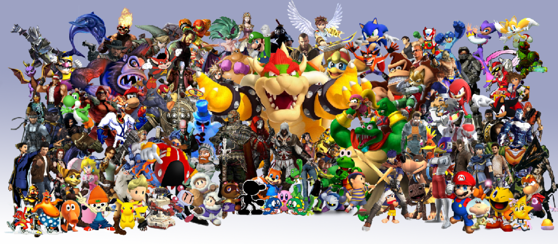 Out of these choices, who is your favorite video game character?