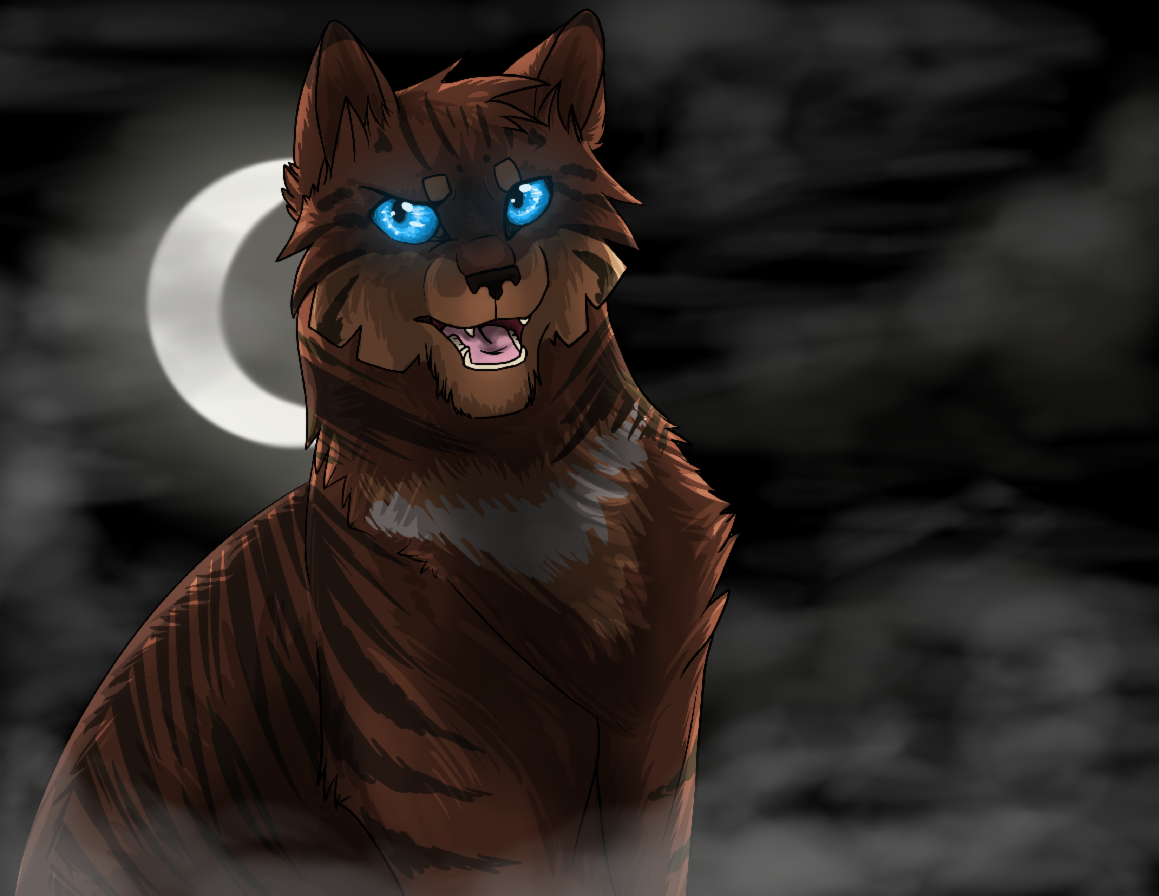 Who is Hawkfrost's mother and father?
