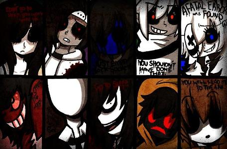 What is your favorite Creepypasta out of these?