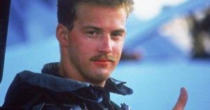 In Top Gun, what's the name of Maverick's friend?