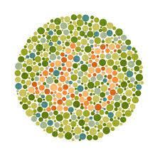 are you going color blind?