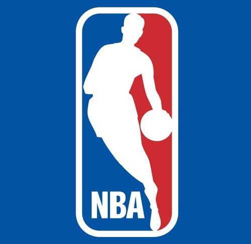 Who is the man on the NBA logo?