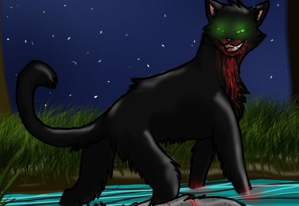 When the truth came out what did Hollyleaf do next?