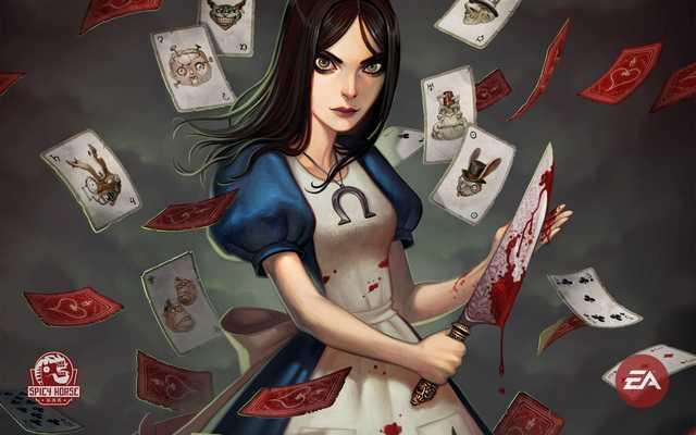 Would you ever play the Video Game American Mcgee's Alice?