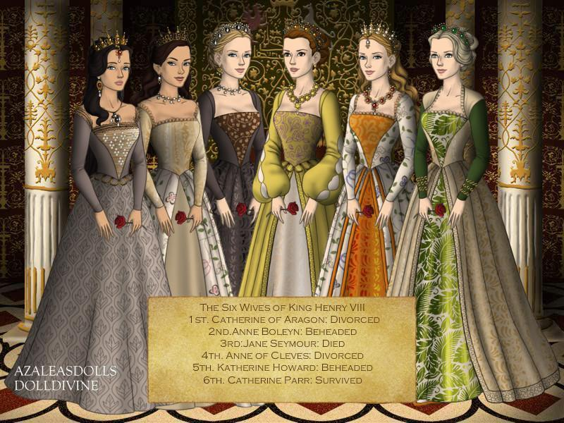 Ok weiod question...What is your fav of King HenryViii's wives?