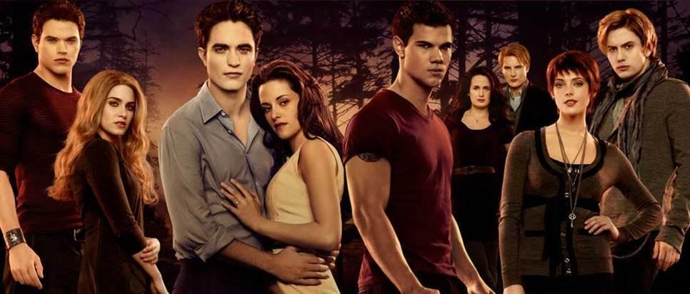 Who are the couples in the Twilight Saga?