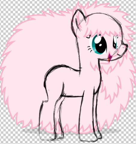 How do you feel about pony puff?