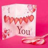 Who invented print out valentines cards?