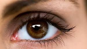Do his eyes dilate or contrast when you are around him and are flirting with him?