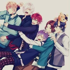 Which guy from Diabolik Lovers are you most like
