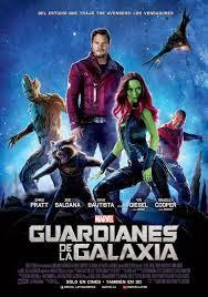 Who are the members of the guardians of the galaxy?