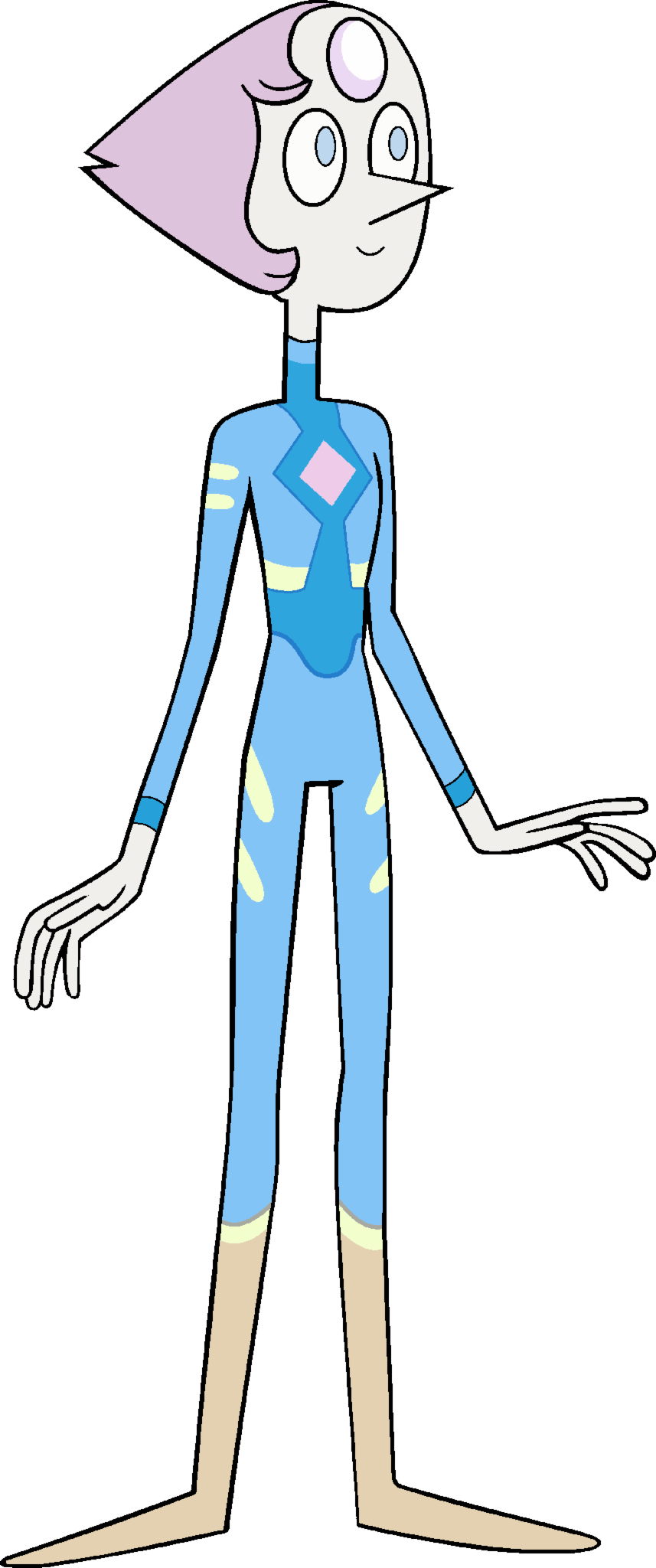 In what episode did Pearl wear this (tacky) Outfit?