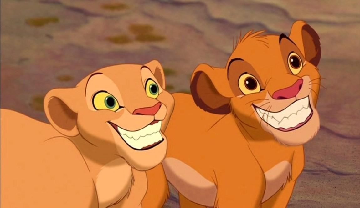 "In the first scene of ""The Lion King"" what  was the name of the song they were playing?"