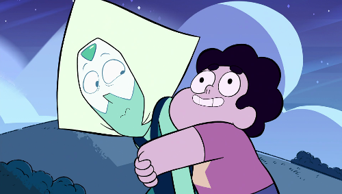 watermelon steven: can i have a hug?