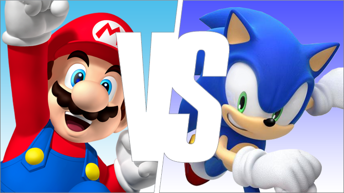 Between these two video game characters, who do you believe would win a fight?