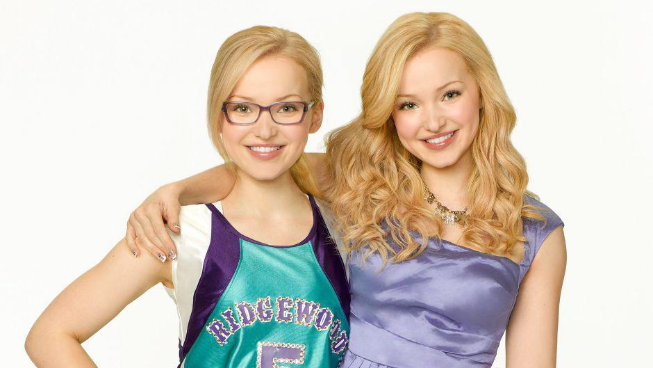 Who is Liv and Maddie played by?