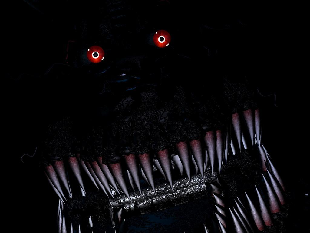 In FNaF 2 how would you rate your fear of the jumpscares? From 0-10. 10 = I'm so scared I'm gonna die!!!! 0 = Ah they're not scary at all