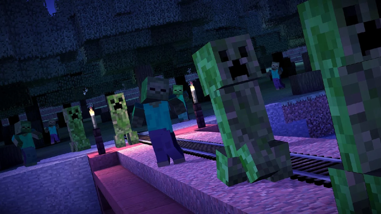 Which of these mobs do you like best?