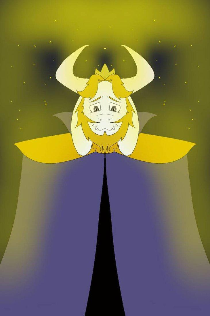 What is Asgore's Nickname