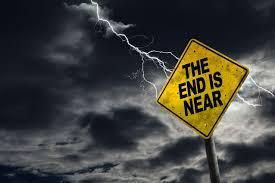 Your theory on how the world will end?